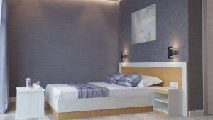 Невада - кровать